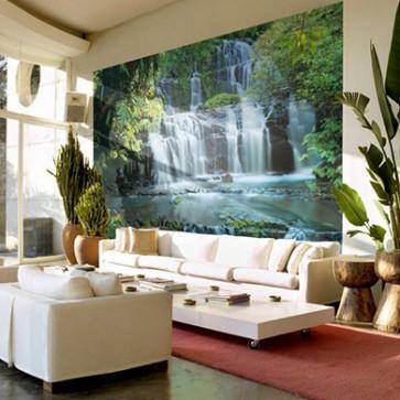 Fotomural Pura Kanui Falls