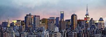 Fotomural New York skyline -panorámico-