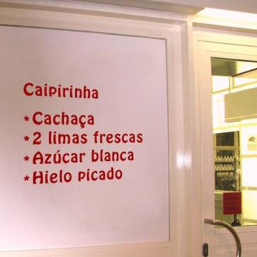 Vinilo de Caipirinha