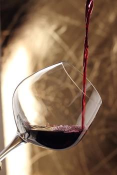 Fotomural Copa de Vino