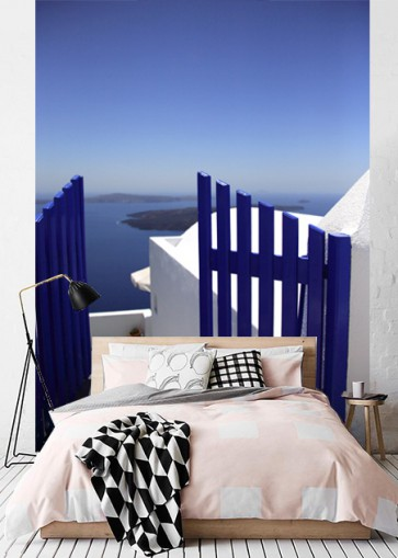 Fotomural Mar de Grecia