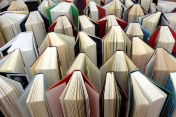 Fotomural Libros
