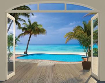 Terraza al paraíso