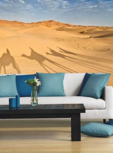 Fotomural Desierto Camello