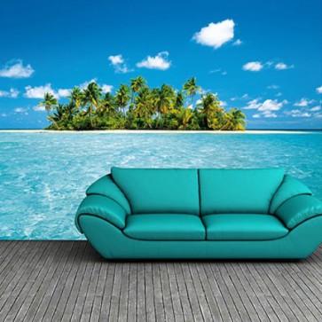 Fotomural Maldivas