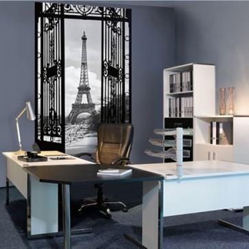Mini mural La Tour Eiffel 1909