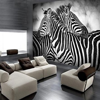 Fotomural Serengueti
