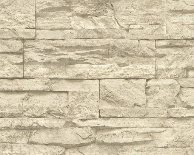 papel de pared piedra rstica - Pared Piedra