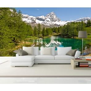 Fotomural montaña Matterhorn