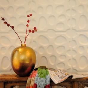 Paneles 3D Pebbles