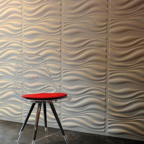 Paneles 3D Waves