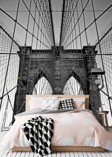 Fotomural Arcos Brooklyn Bridge