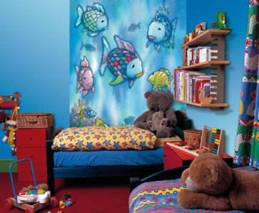 Fotomural The Rainbow Fish