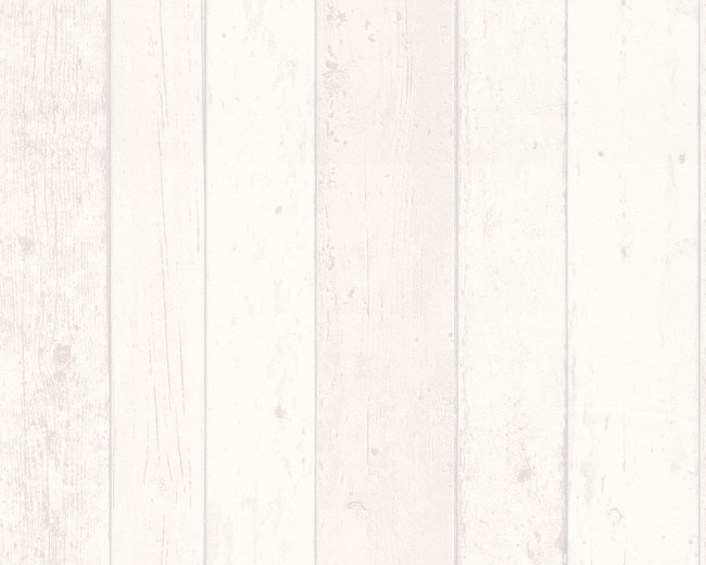 Papel Pared Madera Blanca - Pared-de-madera