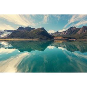 Fotomural Paisaje noruego