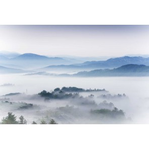 Fotomural Paisaje de montaña