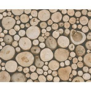 Papel de pared troncos