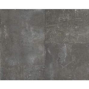 Papel pintado hormigón gris