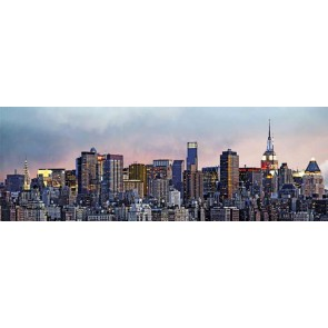Fotomural New York skyline -panorámico-